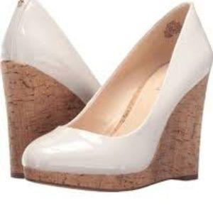 Nine West Wedge heels, size 10